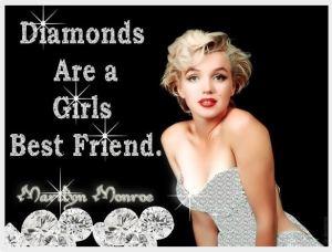 Marlyn Monroe Diamonds